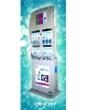 丽水亚通时尚超薄落地式手机充电站