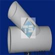 厂家生产耐磨92 96 氧化铝陶瓷三通