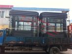 上海岗亭,钢结构岗亭,不锈钢岗亭,上海巡宣岗亭制造商