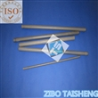 厂家生产耐高温带螺纹氮化硅热电偶保护管