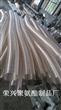 缠绕抽管PU透明钢丝软管,镀铜钢丝PU 增强管