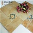 欧式地中海仿古砖500x500 客厅地板砖卧室瓷砖防滑耐磨地砖
