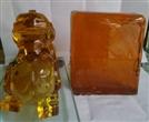 宝石玻璃原料金黄色