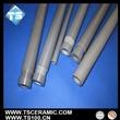 山东厂家定做测铝液温度用氮化硅热电偶保护管代替氮碳结合保护管