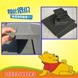特价通辽聚乙烯泡沫板 黑色2cm河道伸缩缝接缝板