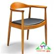 香港实木餐椅西餐厅肯尼迪总统椅厂家直销