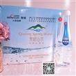 秦岭山泉富锶含硒天然水弱碱性山泉水塑料瓶555ml*16瓶箱装水