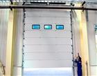 湖北工业电动垂直提升门/工业门厂家直销