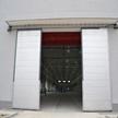 湖北工业电动平移门/工业推拉门厂家直销