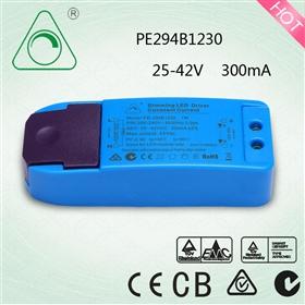 3-12W 面板灯筒灯用可控硅调光驱动电源
