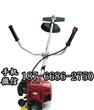 山东德州便携式割草机 小型割灌机 本田汽油GX35打草机 灌木收割机