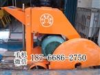云南文山600型电动马路切割机 手扶水泥道路切割机 混凝土切缝机锯片