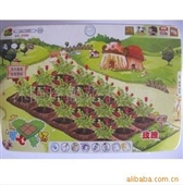 植物园艺_开心农场真实版 qq农场牧场 迷你植物 diy园艺 -