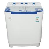 批发采购双筒洗衣机-海飞 XPB95-8950S 带脱水甩干半自动双桶双筒双缸洗...