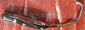 原厂配件_雅马哈消声器_供应 原厂配件 雅马哈ybr125消声器 -