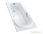 浴缸-TOTO卫浴云南总代理 带扶手普通压克力浴缸 PAY1720HP-浴缸尽在...