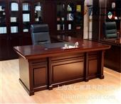大班桌-2014上海友仁办公家具办公桌 老板台板式大班台 经理桌订制RB-45-...