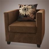 沙发类-布艺单人沙发 单人沙发椅 客厅网吧小围椅电脑椅 简约时尚 特价-沙发类尽...