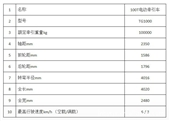 电动牵引车_品牌厂家加工销售100t电动牵引车 ——100t -