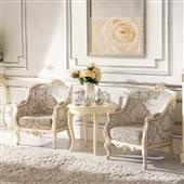 法式休闲椅_汇海家具 供应法式休闲椅 手工实木雕花休闲椅 奢华 fs302 -