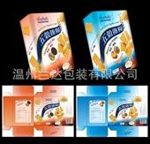 食品包装-【专业订制】饼干包装盒 薄饼白卡纸盒 食品纸质包装盒设计印刷-食品包装...