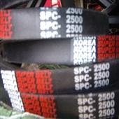 橡胶皮带_机械传动带spz型三角带 spz850型橡胶 -