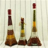 家居饰品_五谷杂粮工艺摆件丰登家居饰品埃菲尔铁塔玻璃制品礼品批发 -