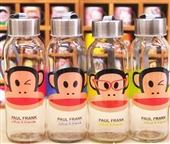 玻璃水杯_厂家卡通玻璃水杯 大嘴猴中号玻璃水杯 爆款促销 -
