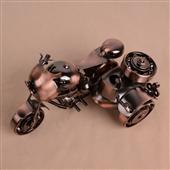 批发采购金属工艺品-L1522 仿古铁艺边三轮摩托车模型 怀旧家居办公装饰摆件 ...