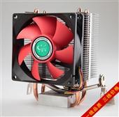 散热器-冷静星眼镜蛇多平台CPU 热管散热器 CPU散热 通用风扇散热系统-散热...