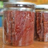 肉类零食-聚哆啦 易拉罐装 蜜汁猪肉脯 猪肉干 靖江肉脯 200g-肉类零食尽在...