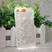 手机保护套-新款TPU来电闪 iPhone5发光保护壳 苹果5G软胶手机壳手机套...
