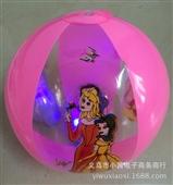 其他充气玩具-会发光的美人鱼球 充气沙滩球 可来样定做 厂家直销 品质保证-其他...