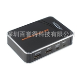 视频采集卡-高清视频采集器采集卡1080P 即插即用免电脑免驱动 HDMI CA...