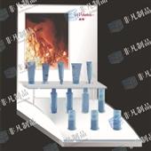 有机玻璃制品_精品高档化妆品展示架 透明有机玻璃制品 非凡化妆品 -