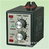 继电器-可调式时间继电器ATDV-N 1S/60M-继电器尽在-无锡爱克...