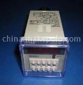 数显时间继电器_低价供应双延时数显时间继电器dh48s-s -