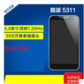 手机-Coolpad/酷派5311电信3G双卡双核双模安卓智能手机-手机尽在阿里...