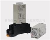 欧姆龙时间继电器_现货供应欧姆龙时间继电器h3y-2 220v 1s -