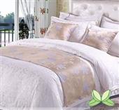 酒店床品套件-供应星级酒店宾馆纯棉四套件,餐厅布草低价促销-酒店床品套件尽在阿里...