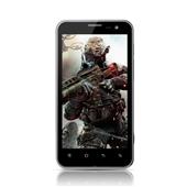 手机-纽曼N2四核后置1300万像素 3G手机(黑色)WCDMA/GSM 双卡双...