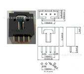 连接器-厂家供应:特殊简牛单排CD-ROM,工厂地址(沙井南环路)-连接器尽在阿...