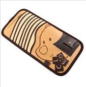 CD包/遮阳用品-小熊汽车CD夹遮阳板套 汽车内饰装饰用品 车用遮阳板CD夹-C...