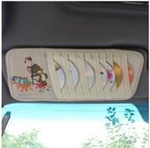 CD包/遮阳用品-猫和老鼠车用遮阳板CD夹/12片CD袋 华纳车饰卡通 多色可选...