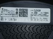 射频ic_优势供应 原装正品ti tl074cdr sop14 可开17%增值税票 -