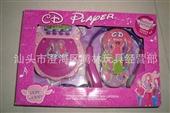 儿童玩具_直儿童音乐玩具 1702ab音乐玩具cd机 卡通芭芘公主 音乐唱歌 -