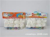 其他类玩具-搪胶卡通公仔,BB哨卡通动物玩具,DIY儿童彩绘 WJ3101868...