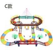 DIY、拼装、拼砌玩具-1.9批发电动玩具 托马斯轨道车 儿童diy智力玩具 拼...