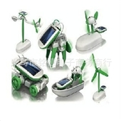 益智玩具_太阳能益智玩具_厂家直销六合一太阳能科教益智玩具 -