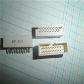 连接器-Molex 2.54MM 16P DC3 直插 原装现货进口连接器 08...
